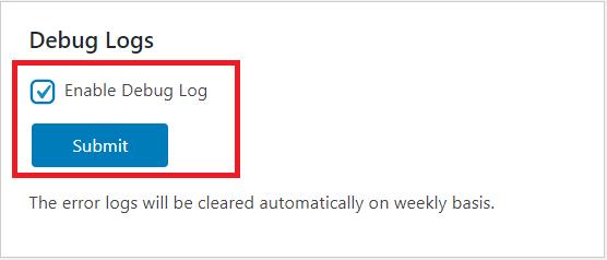 debug-logs