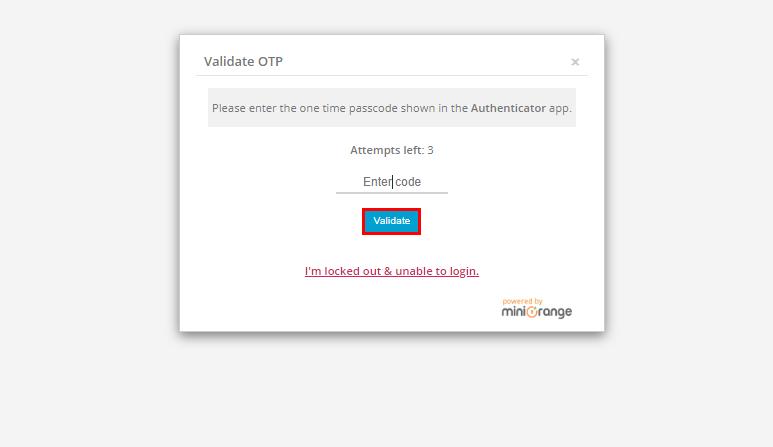 Google authentication setup