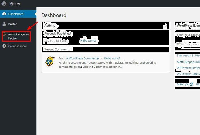 standard-end-user-dashboard