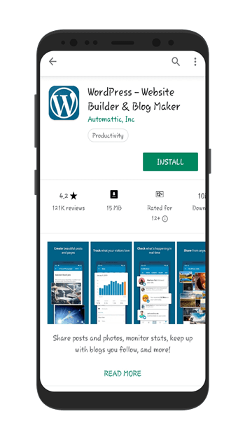 wordpress-application